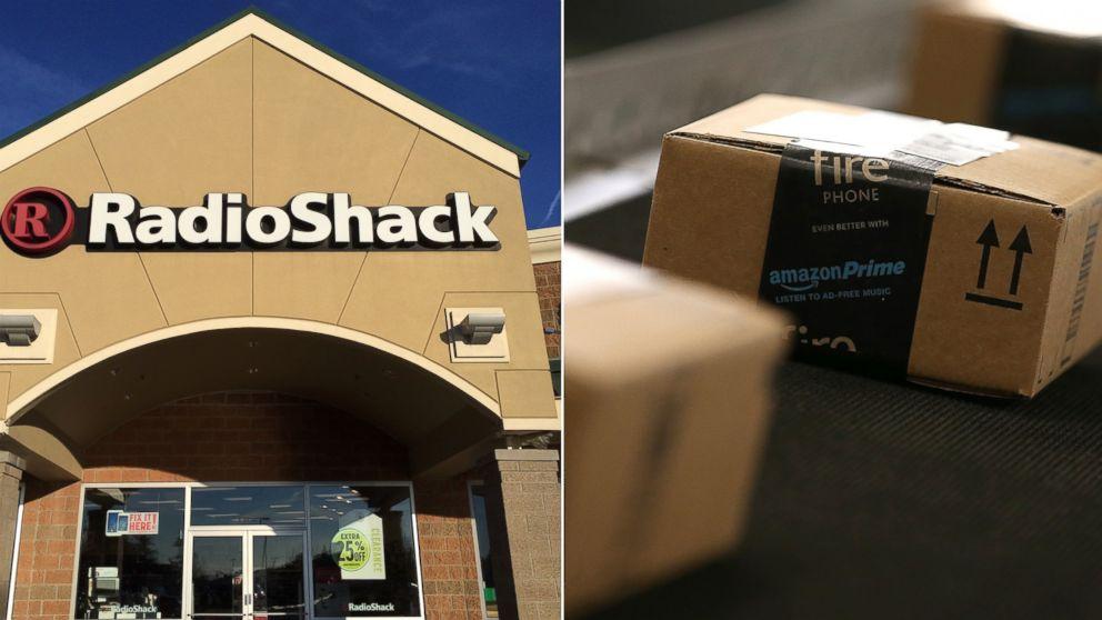 Amazon.com espera ofertar por las ex-tiendas de RadioShack
