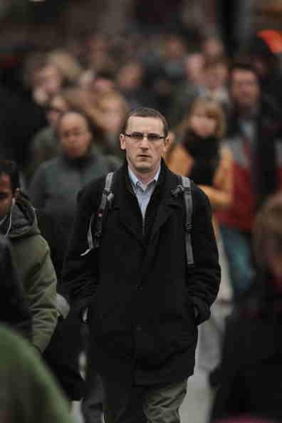 Desarrollador insulta en el metro a su futuro entrevistador