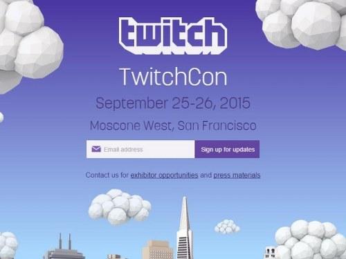 Twitch dará una conferencia para mostrar sus novedades