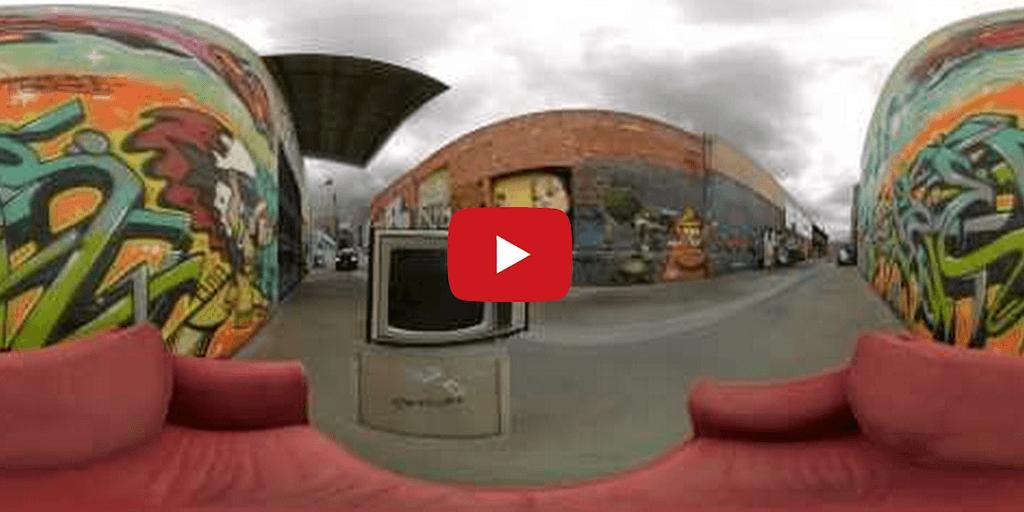 Ya existe disponibilidad de videos de 360 grados en YouTube