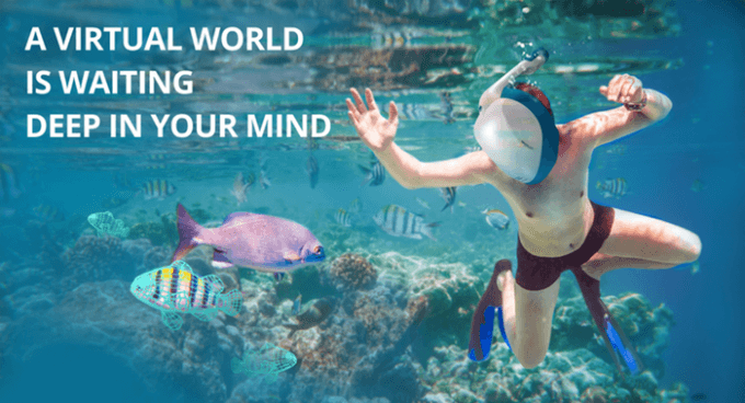 Nautilus VR: casco de realidad virtual capaz de sumergirse
