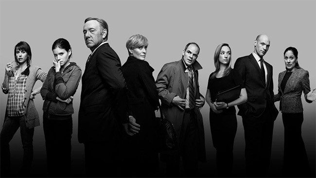 house of cards se graba en 6K
