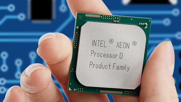 Intel hace presentación de su familia de procesadores Xeon D