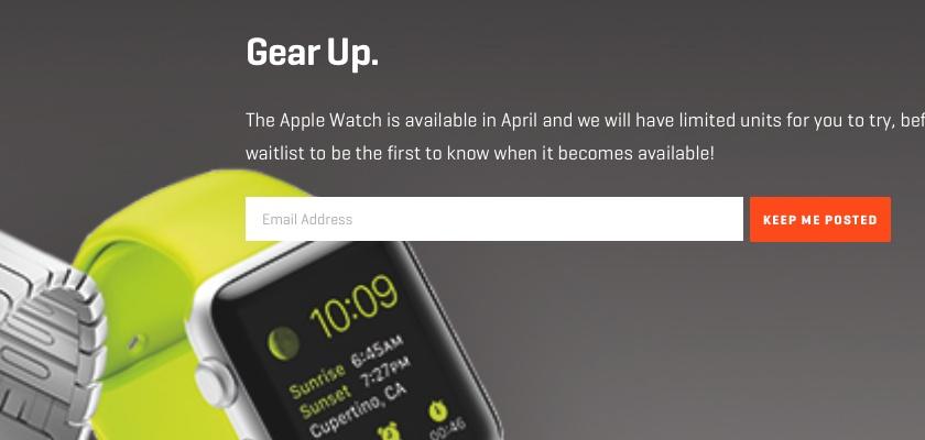 Lumoid alquilará smartwatch Apple Watch por 45$ semanales