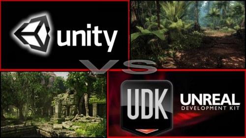 Unreal Engine 4 y Unity 5 ahora son gratis, crea tus propios juegos