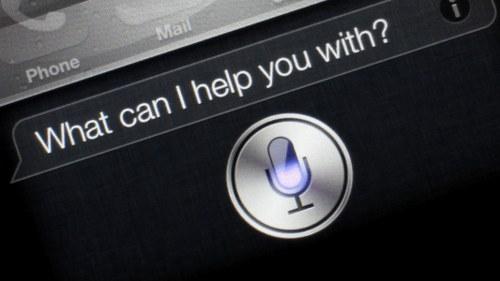Apple almacena todo lo que le digas a Siri