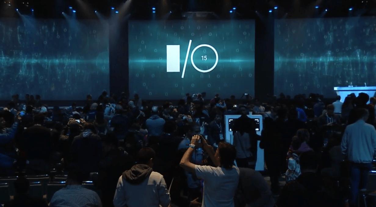 Convención IO 2015