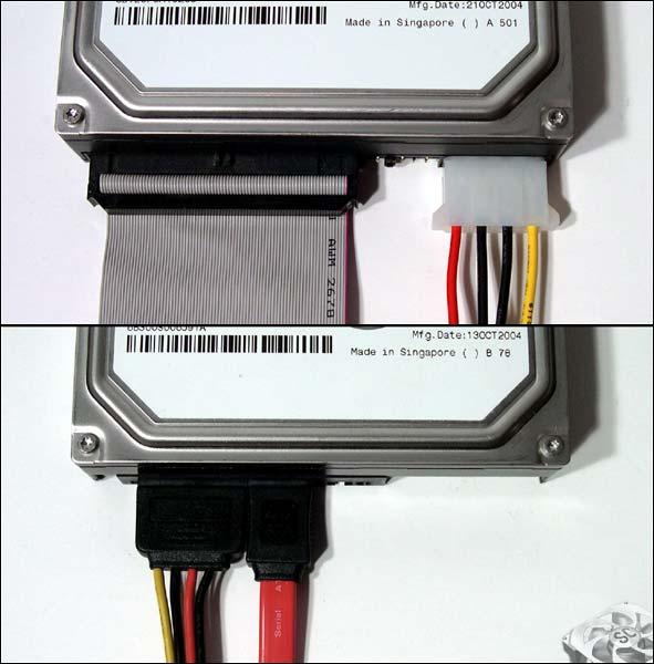 conectores disco duro