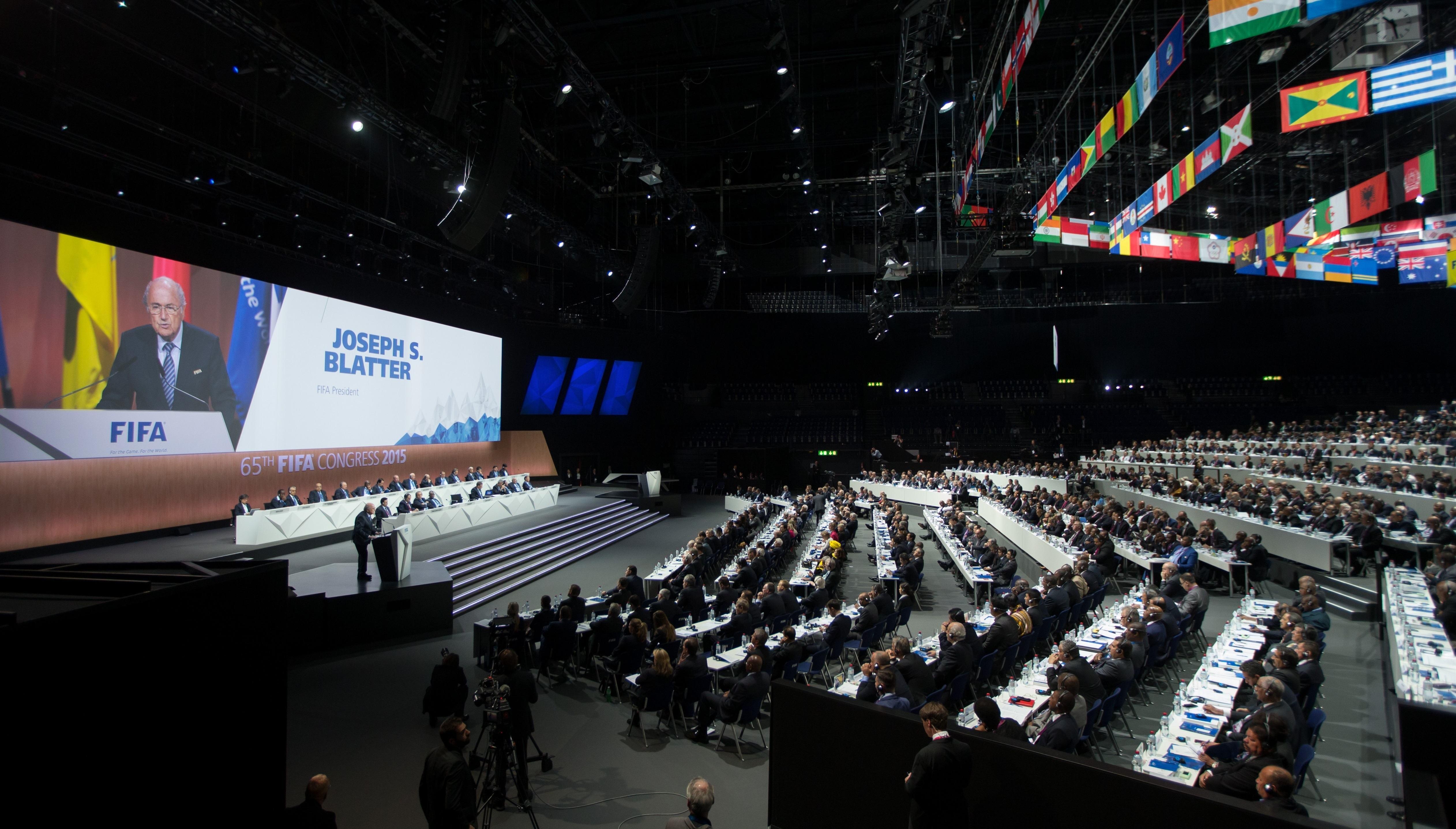 Congreso de la FIFA 65