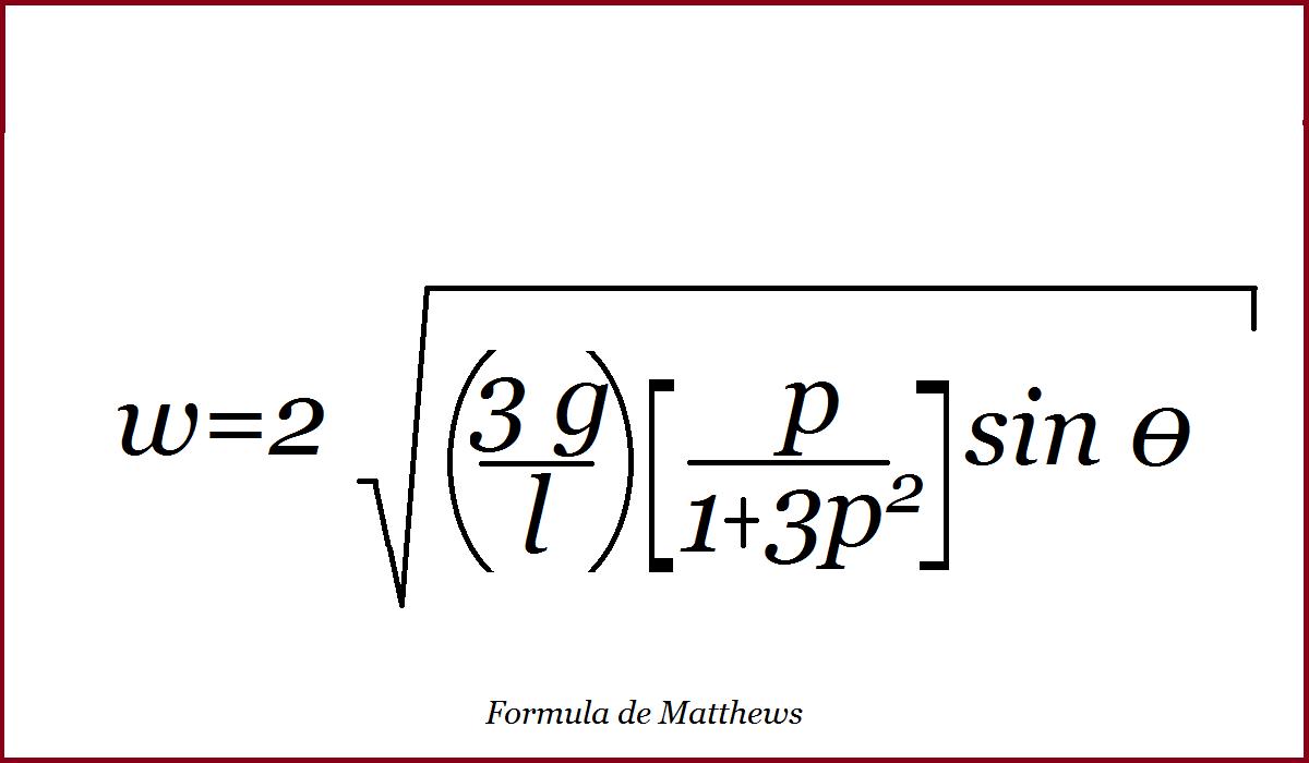 GIMP-Formula Matthews