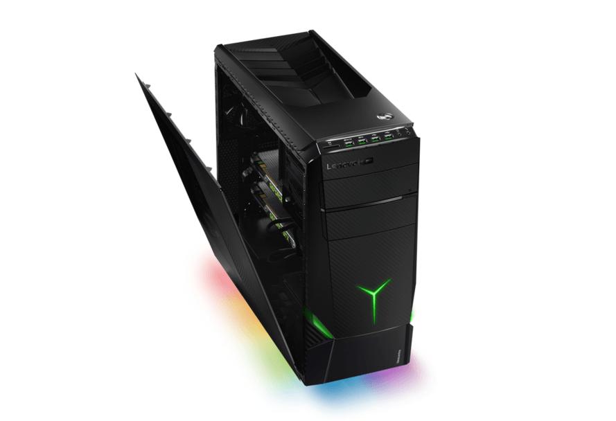 Nueva gama de ordenadores para juegos de la mano de Lenovo y Razer