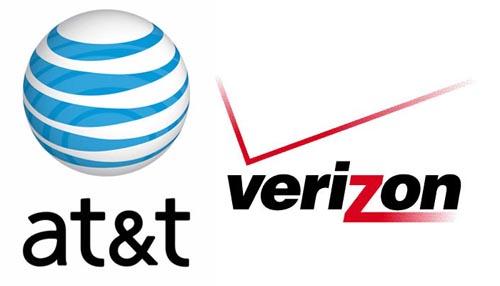 Verizon y AT&T