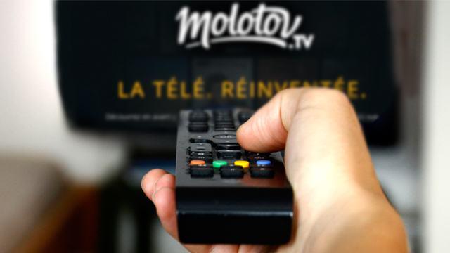 Acuerdo de Molotov con LG y Samsung para venir con su Smart TV