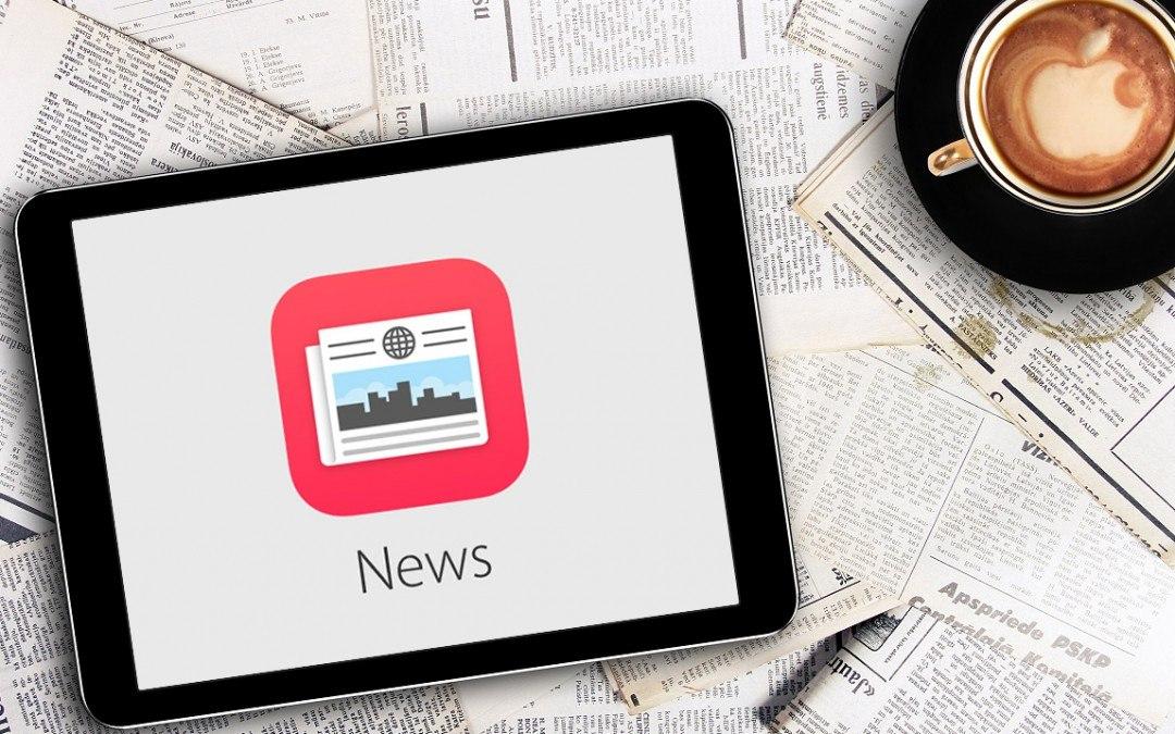 Apple prepara mejora para la aplicación de Noticias (3)