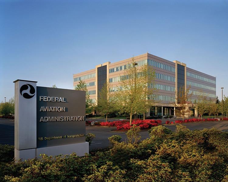 Edificio de la FAA