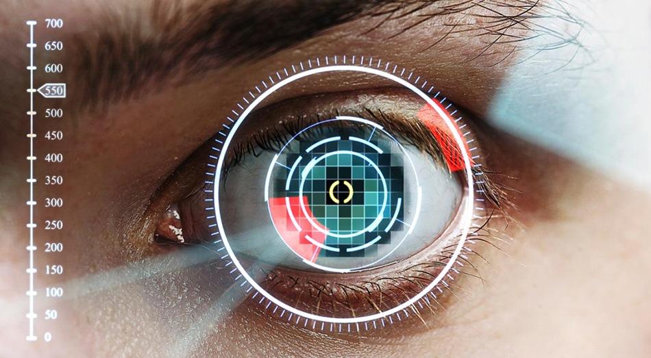 Escaner de retina