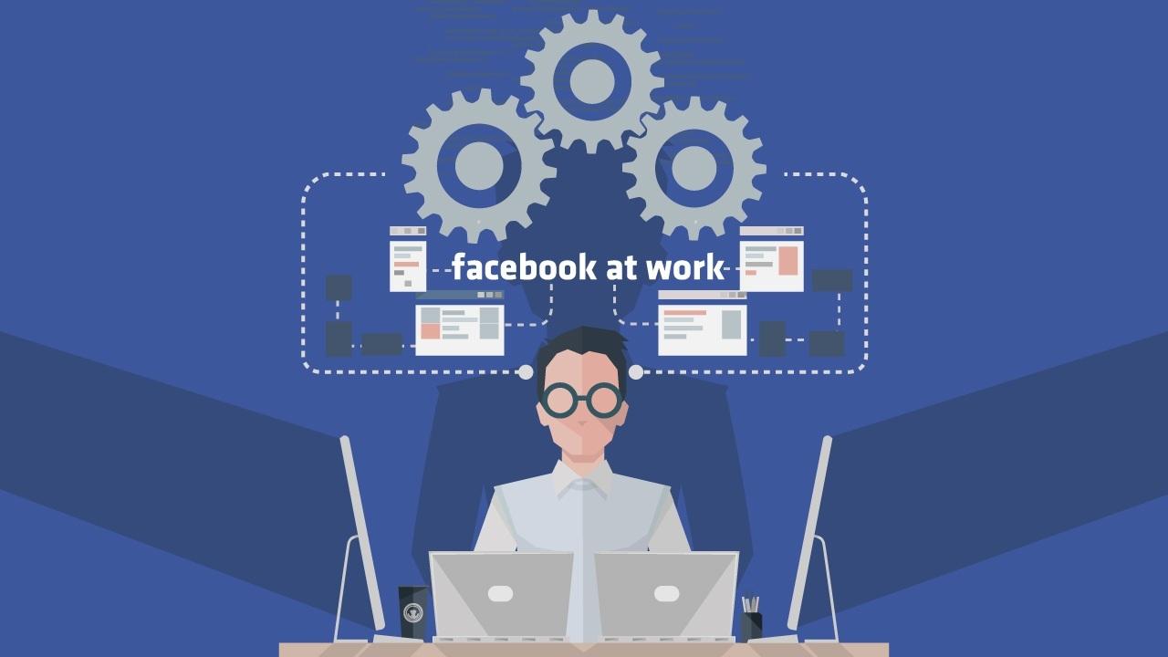 Facebook at Work lanzamiento en los próximos meses