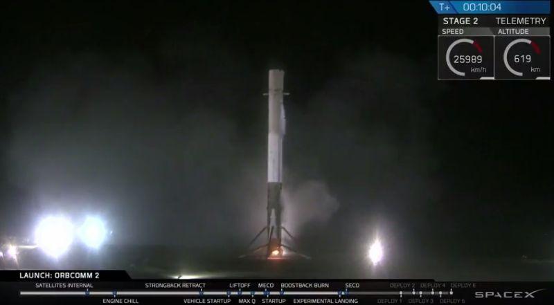 Falcon 9.