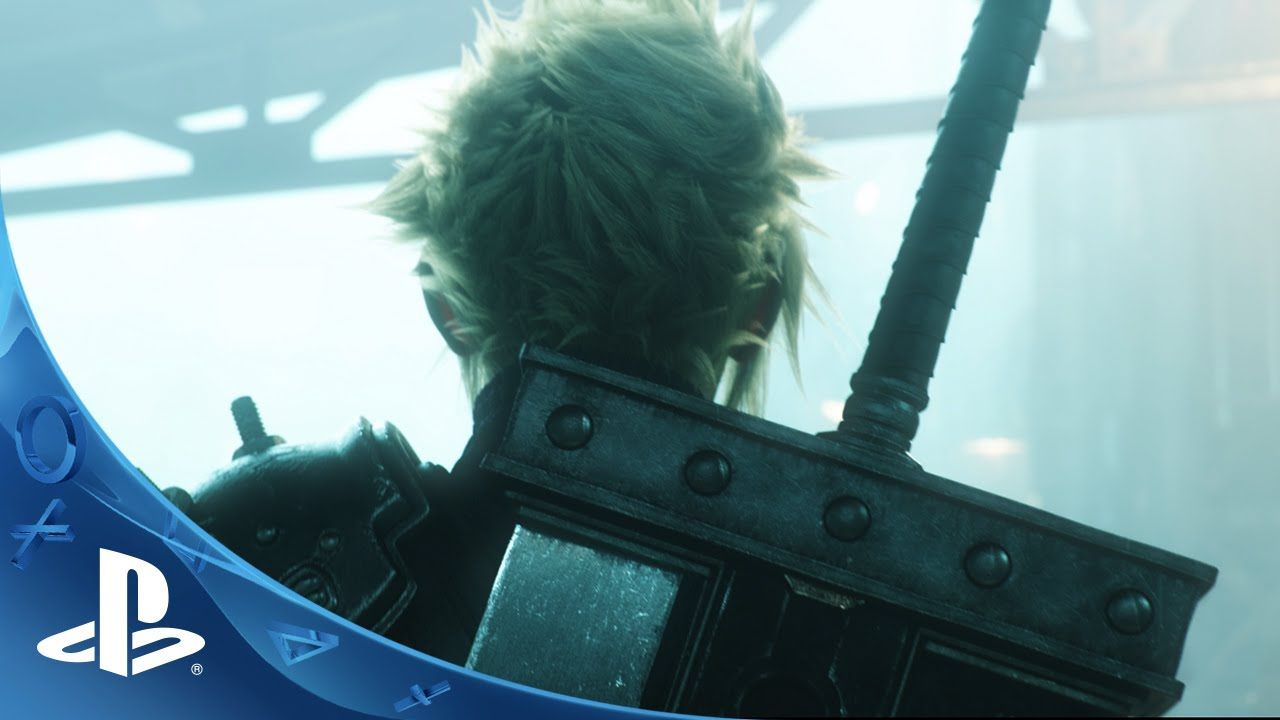 Final Fantasy VII se renueva para la Playstation 4