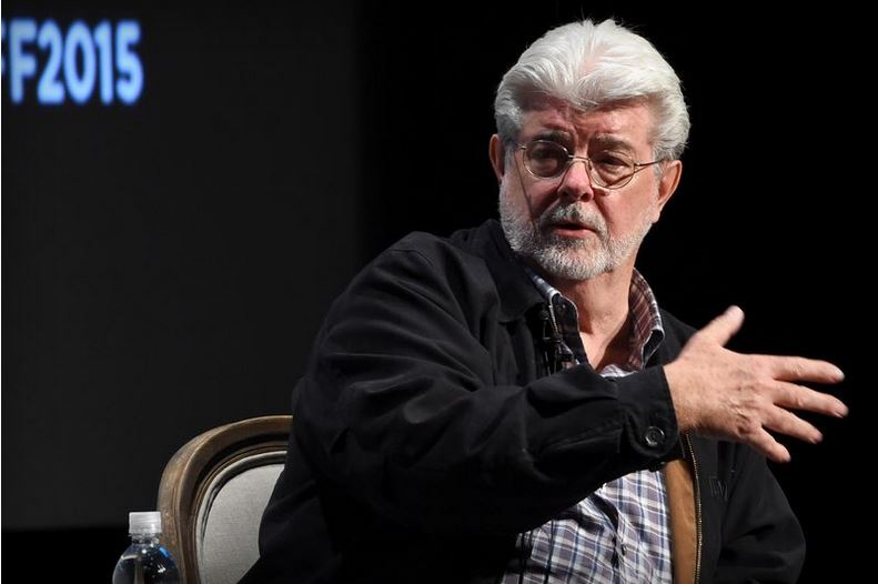George Lucas dice que se ha estado ocultando