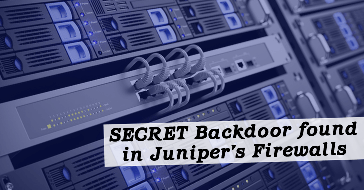 Juniper Networks NetScreen Firewalls ScreenOS