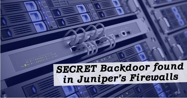 Juniper Networks NetScreen Firewalls ScreenOS