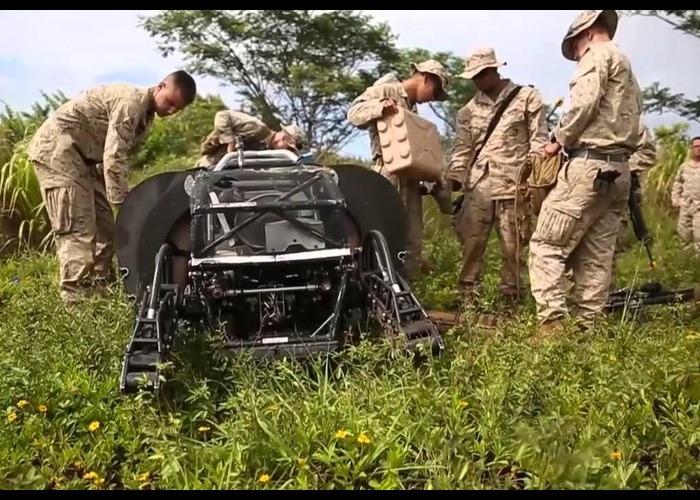 LS3-Robot reparacion