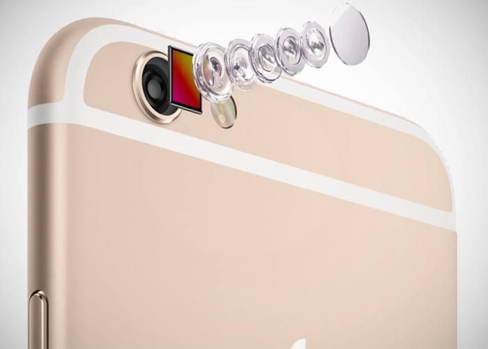 La cámara del iphone alcanza el primer lugar en Flickr