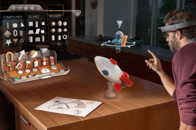 Microsoft se encuentra preparándose para convertir a los HoloLens