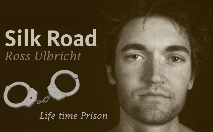 Ross Ulbricht fundador de Silk Road