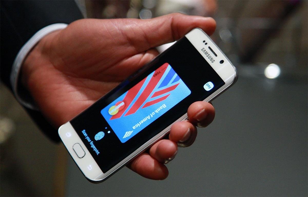 Samsung Pay será introducido en China al mismo tiempo que Apple Pay 1