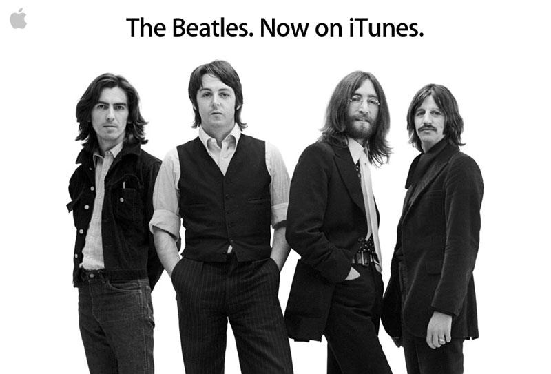 The Beatles tendrá toda su música disponible en streaming desde navidad