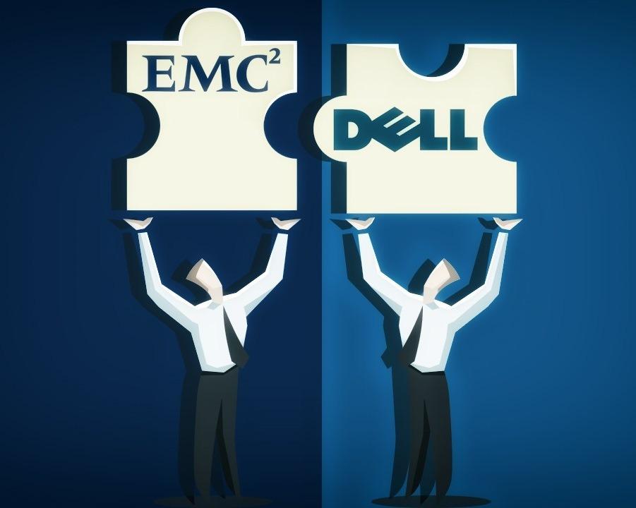 compra de EMC por la Dell
