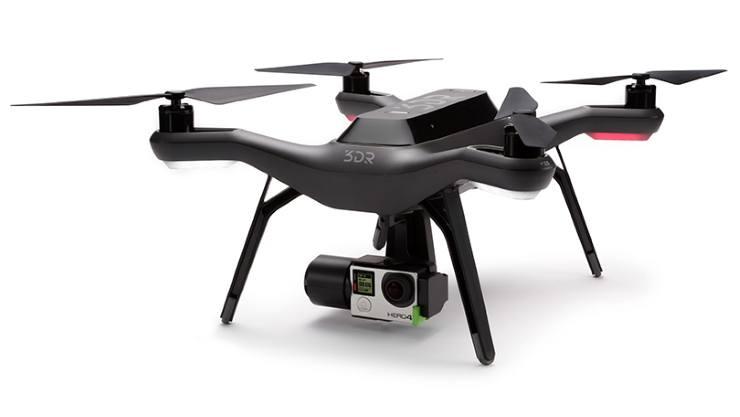 drone 3D robotic