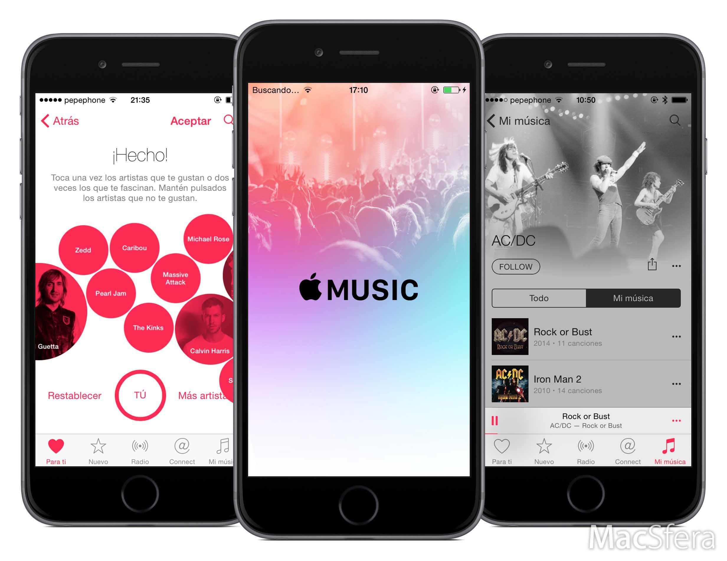 es Apple Music