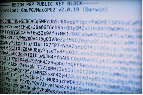las claves de cifrado y contraseñas de los usuarios al gobierno de China
