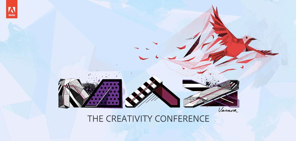 max conferencia creativa de adobe
