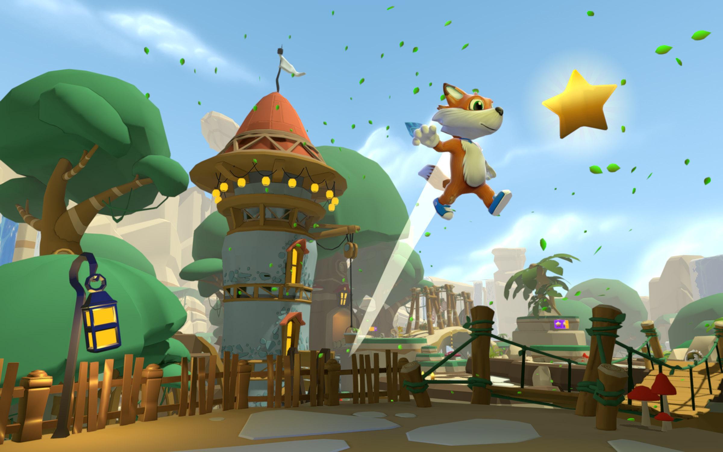mover al personaje deberán utilizar un control de la consola Xbox One
