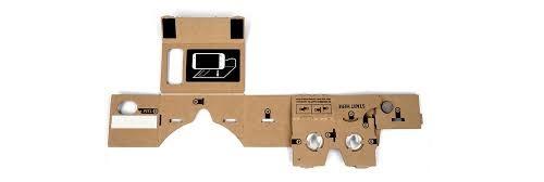 5 Millones Cardboard VR