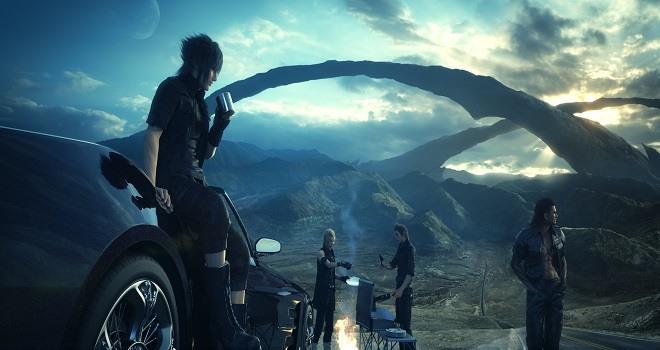 Altissia Ciudad Final Fantasy