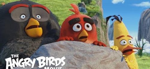 Angry Birds ya cuenta con un nuevo tráiler para su película