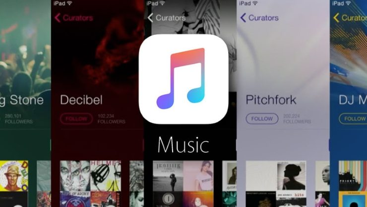 Apple Music-Apple