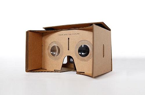 Cardboard VR Google Enfoque