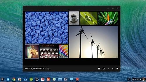 Chrome OS Google Actualizacion