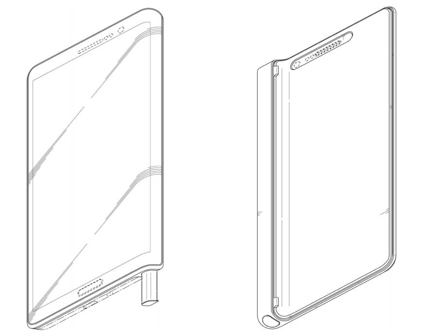 El Snazzy Case de Samsung transforma un Galaxy en un Note