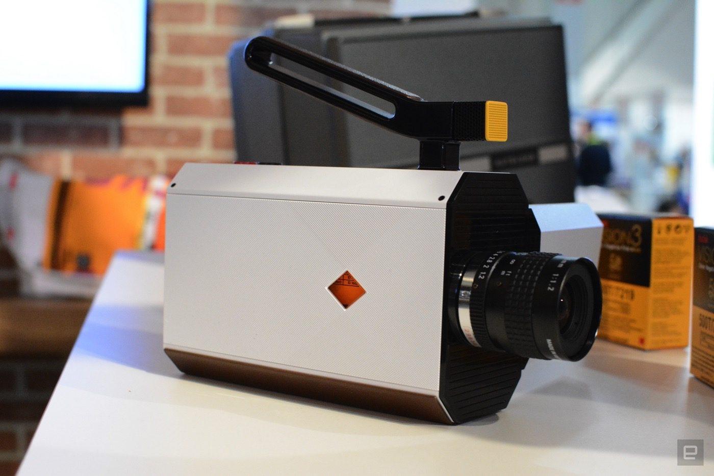 El nostálgico regreso de Kodak nos trasladó al pasado