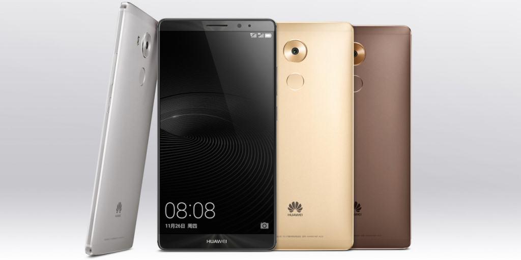 Huawei anuncia oficialmente el Mate 8 en el mercado internacional