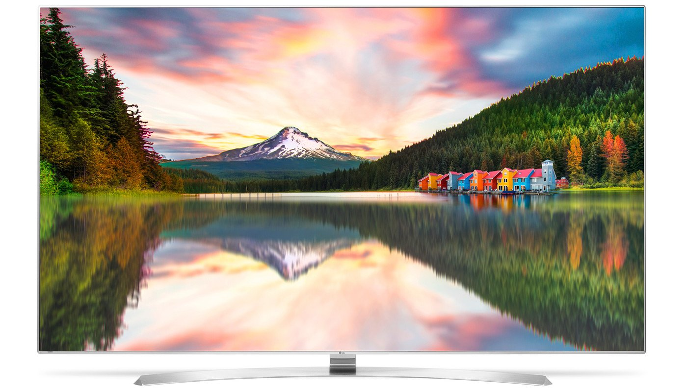 La TV 2016 de LG incluye su primera serie de producción 8K