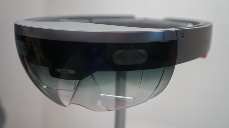 La batería HoloLens de Microsoft dura hasta 5,5 horas