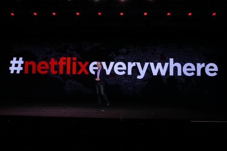 Netflix ya está disponible en 130 países nuevos menos en China